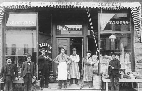 21 Water Street, Fredonia, 1898 | DFT Communications 120th Anniversary