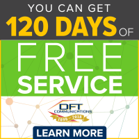 Current Promotions | 120 Days Free