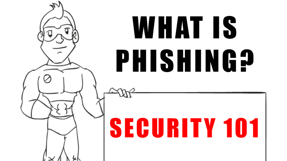 Security 101: What is Phishing?