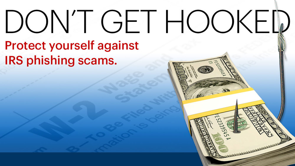 How to avoid Tax Season Scams