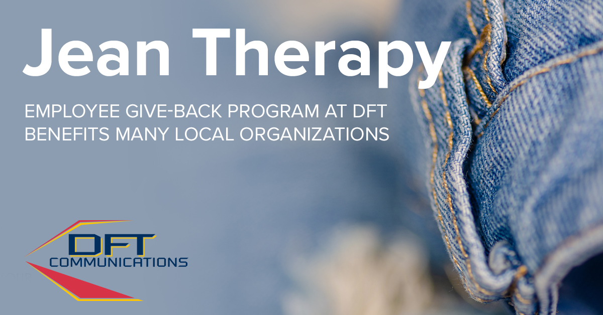 DFT News | Jean Therapy